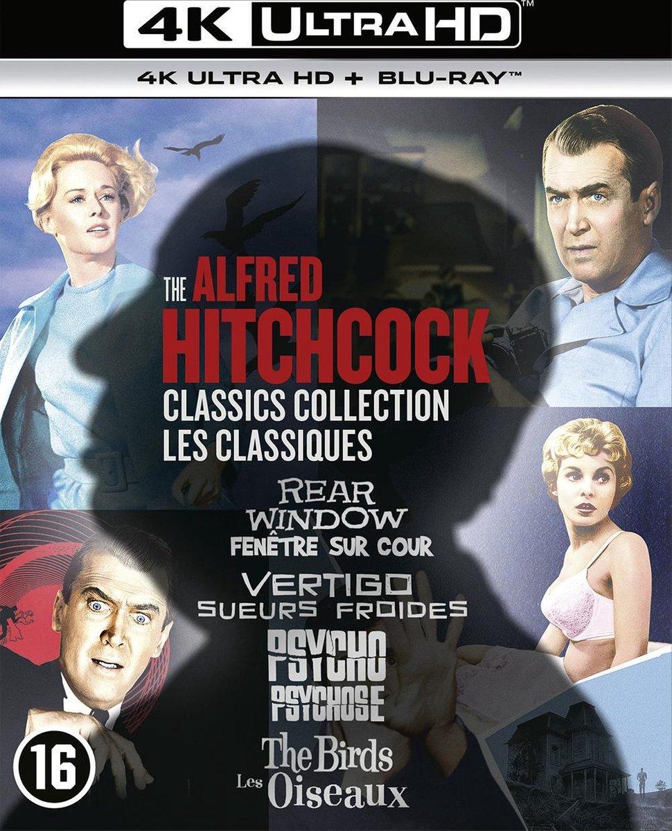 Hitchcock Classics Collection (4K Ultra HD Blu-ray)-