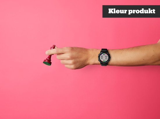 Fenix 6 Pro -  Multisporthorloge - 47 mm - Zwart