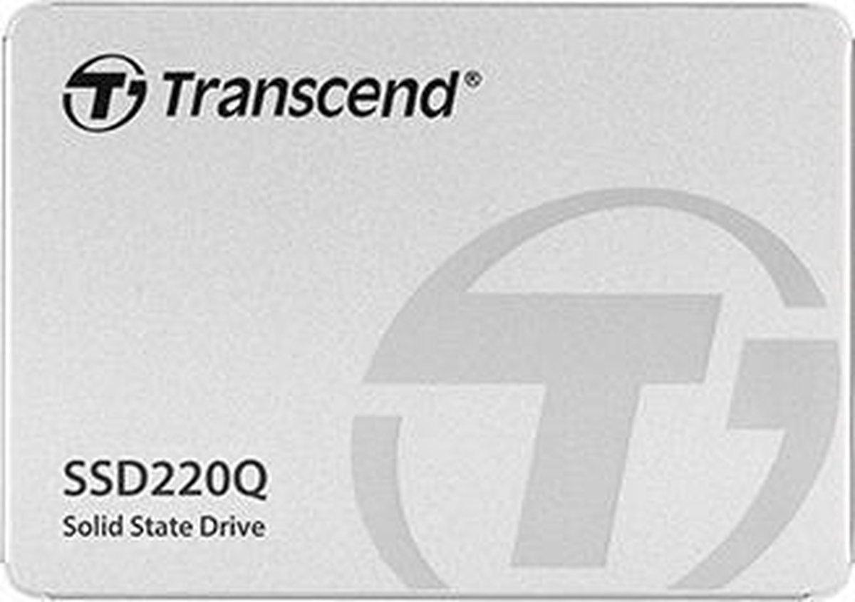 Transcend SSD220Q 2.5'' 1000 GB SATA III QLC 3D NAND kopen