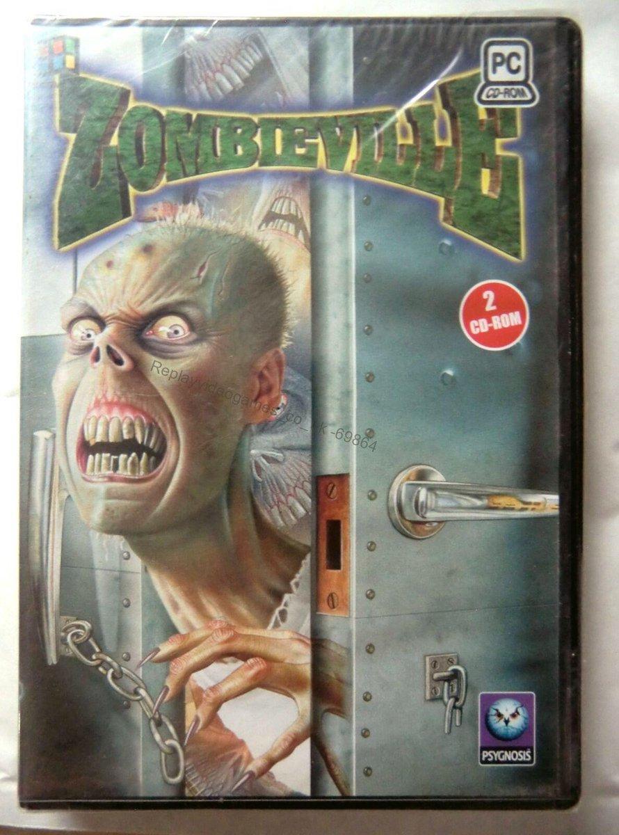 Zombieville /PC