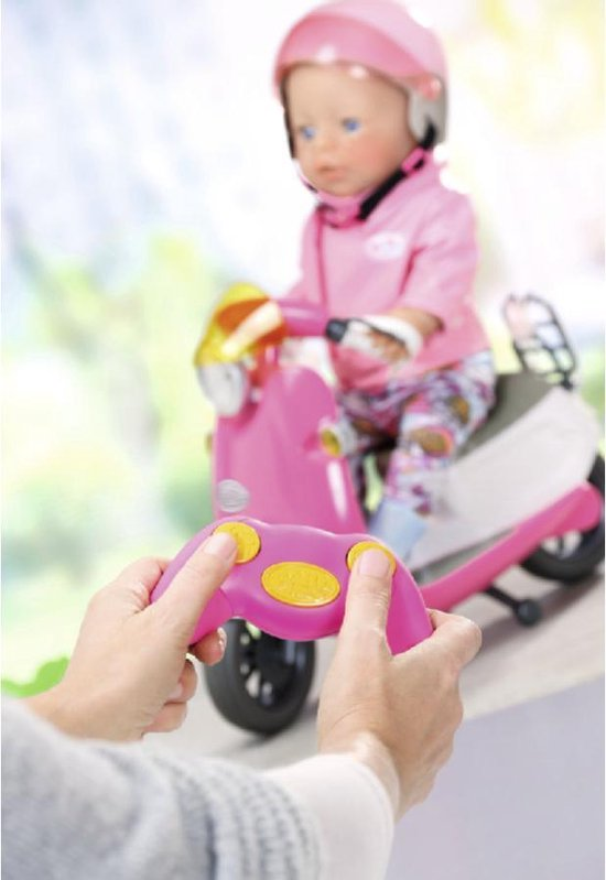 @BABY born City RC Scooter