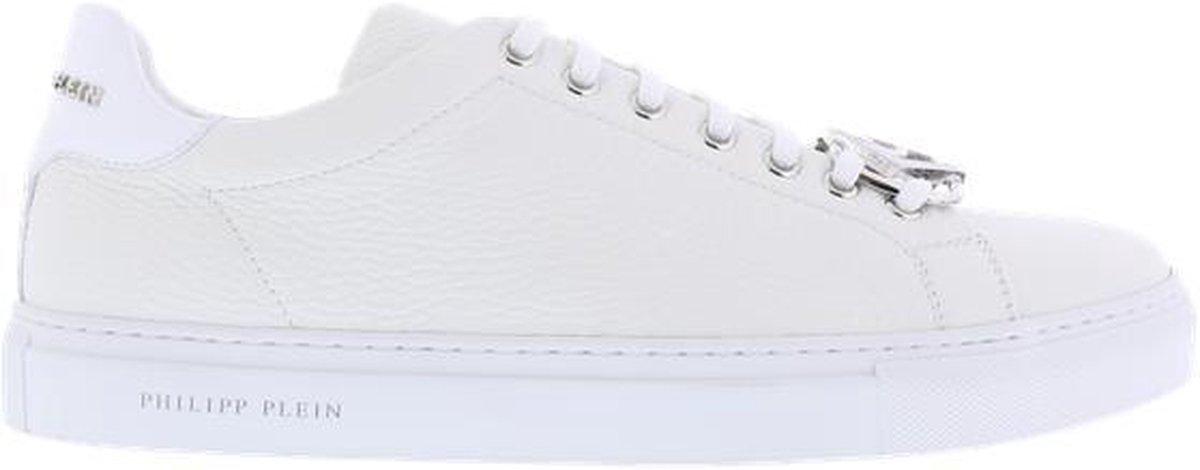 Lo-Top Sneakers Hexagon Heren  maat 41 Wit