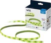 WiZ Lichtstrip - Starterset - Slimme LED-Verlichting - Gekleurd en Wit Licht - 2 Meter - Wi-Fi