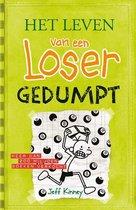 Boekomslag van 'Het leven van een loser 8 - Gedumpt'
