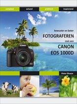 Bewuster en beter fotograferen met de Canon EOS 1000D