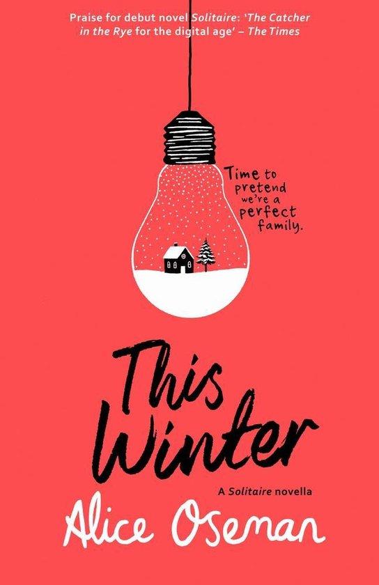 Boek cover This Winter (A Heartstopper novella) van Alice Oseman