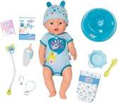 BABY born® Soft Touch Jongen - Interactieve babypop - 43cm