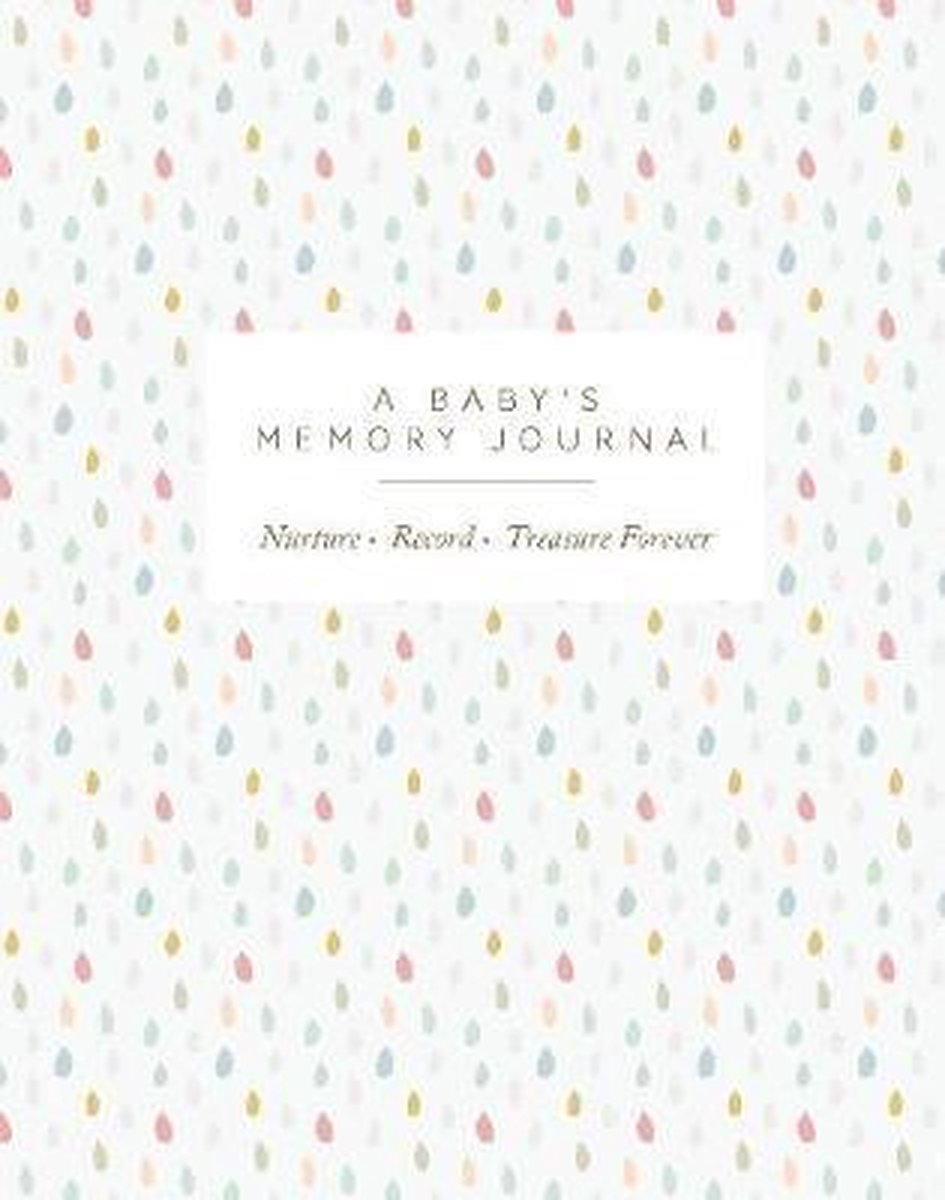 A Baby's Memory Journal