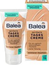 Balea Dagcrème Getint Medium Huidskleur SPF 15 (50 ml)