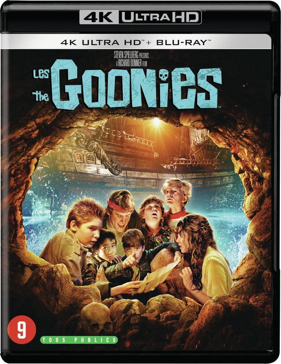 The Goonies (4K Ultra HD Blu-ray)-