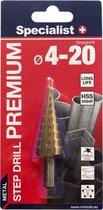 Trappenboor Specialist+ Premium 4-32 mm
