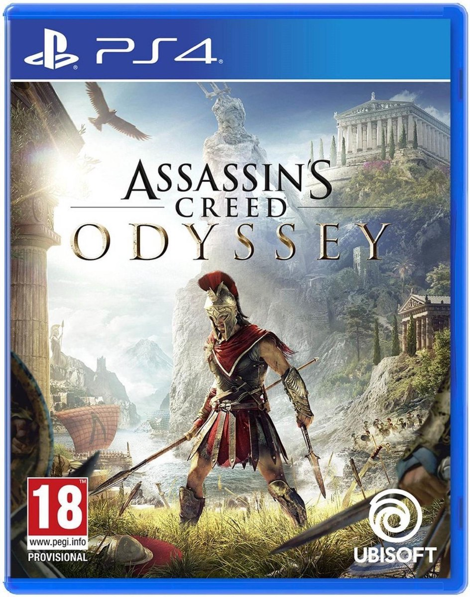 Assassin's Creed: Odyssey - PS4 - Ubisoft