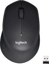 Logitech M330 Silent Plus - Black
