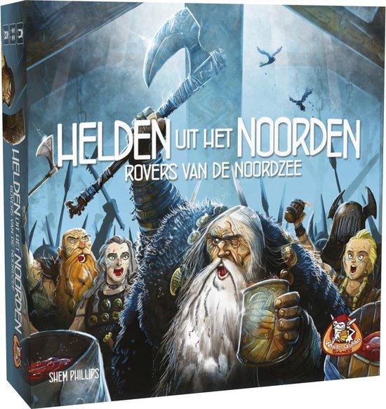 Afbeelding van het spel Rovers van de Noordzee: Helden uit het Noorden