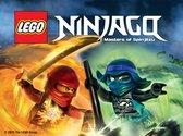 LEGO Ninjago Taartdecoratie