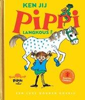 Gouden Boekjes  -   Ken jij Pippi Langkous?