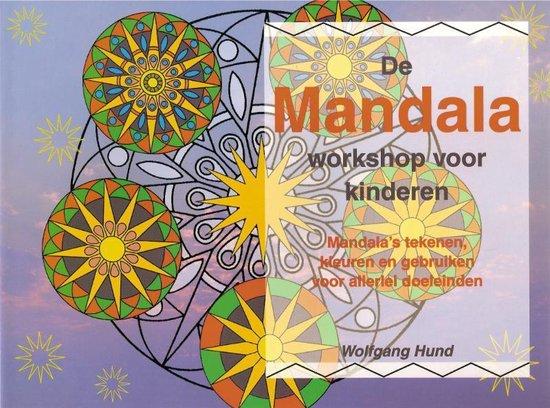 Cover van het boek 'De mandala workshop voor kinderen' van Wolfgang Hund
