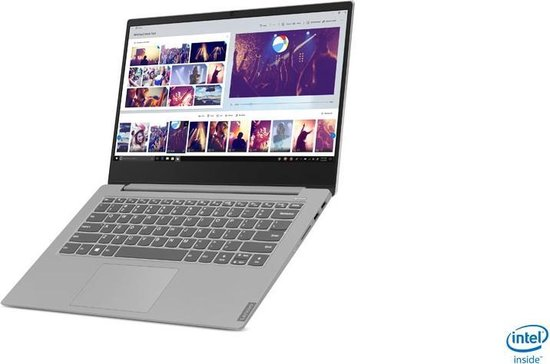 "Lenovo IdeaPad S340 Notebook 35,6 cm (14"") Full HD Intel® 10de generatie Core™ i5 8 GB DDR4-SDRAM 512 GB SSD Wi-Fi 5 (802.11ac) Windows 10 Home Grijs"