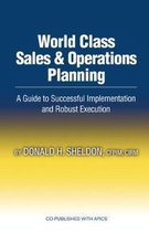 World Class Sales & Operations Planning