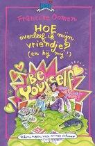 Boek cover Hoe overleef ik mijn vriendje? (en hij mij!) van Francine Oomen (Hardcover)
