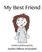 Boek cover My Best Friend van Sandra Milena Aristizabal