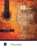 10 More Melodic Studies