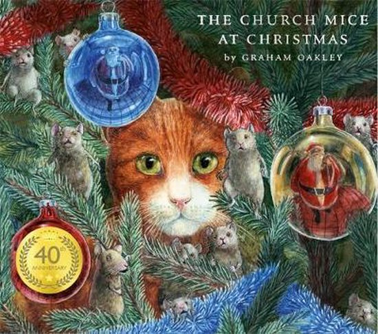 Church Mice at Christmas