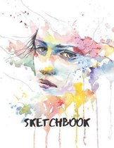 Sketchbook: Sketchbook and Drawing Pad, 120 Pages of 8.5 in x 11 in for Sketching, Doodling, and Drawing.