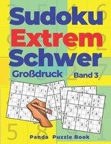 Sudoku Extrem Schwer Grossdruck - Band 3