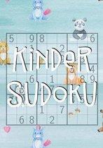 Kinder Sudoku: R�tseln zum Einstieg - f�r Kinder ab 8 Jahre - 150 R�tsel inkl. L�sungen - 9x9 - Logikr�tsel