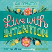 She Persisted - Wall Calendar 2021