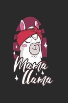 Mama Llama Notebook