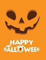 Happy Halloween: Coloring Activity Books for Kids Ages 4-8