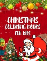 Christmas coloring books for kids