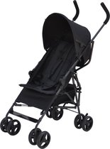 Bebies First Buggy Multi Standen - Zwart