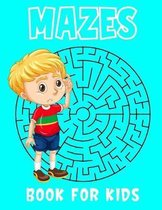Mazes book for kids
