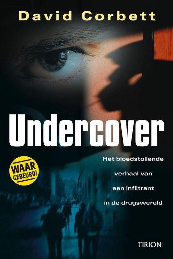 Cover van het boek 'Undercover'