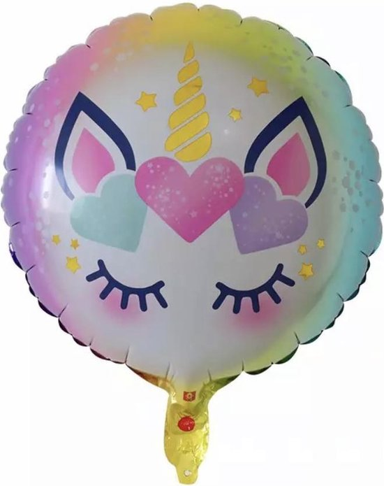 UNICORN-RAINBOW-MULTICOLOUR-18INCH-FOLIEBALLON