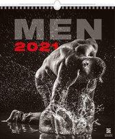 Erotiek C276-21 Kalender 2021 Knappe mannen