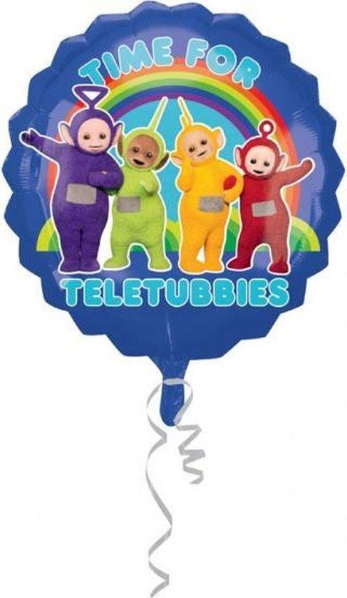Teletubbies Helium Ballon XL 71cm leeg