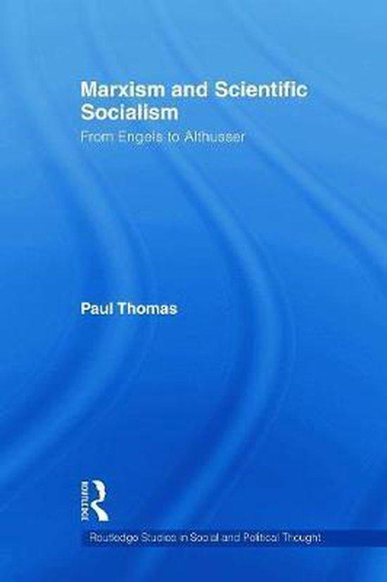 Marxism & Scientific Socialism