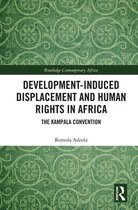 Omslag Development-induced Displacement and Human Rights in Africa
