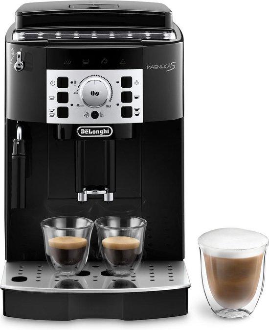 De'Longhi Magnifica S - ECAM22.110.B - Volautomatische espressomachine - Zilver/Zwart