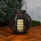 Solar Basket - Lantaarn - Medium - Op zonne-energie