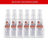 Herome Direct Desinfect Spray Senstive (Parfumvrij) - 6 x 75ml