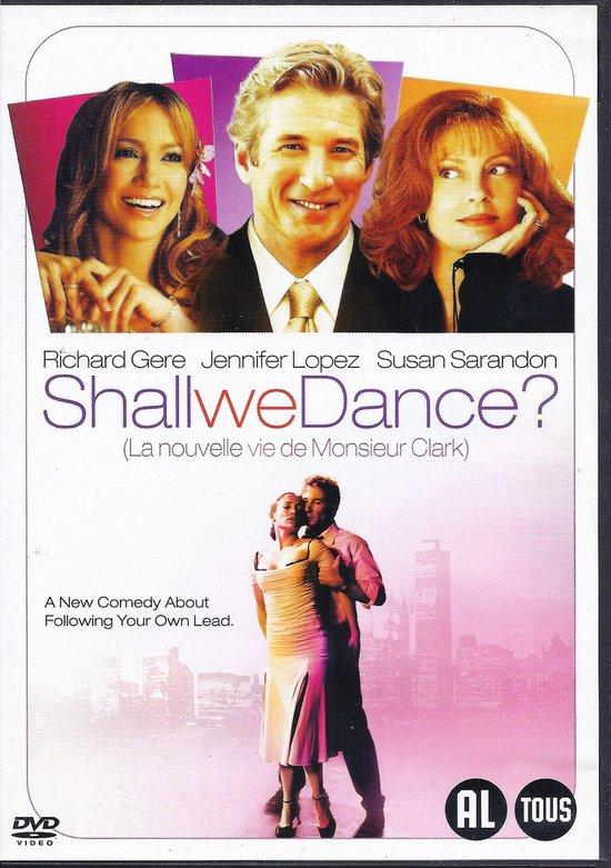 Cover van de film 'Shall We Dance?'