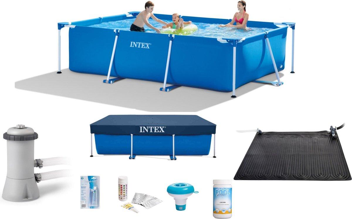 Intex Frame Pool Zwembad super deal - 300 x 200 x 75 cm - Intex