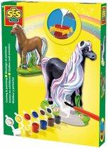 Creatief | Fröbel - Ses Figuren Gieten Paard 01273