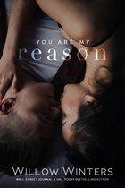 Boek cover You Are My Reason van Willow Winters