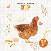 Uit een ei!  -   De levensloop van een kip
